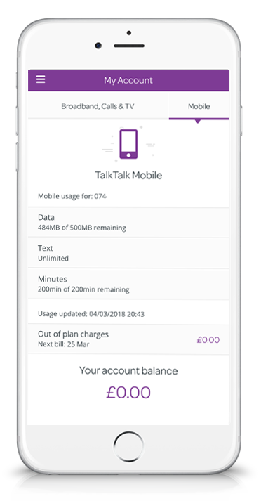 All about mobile data - TalkTalk Help & Support