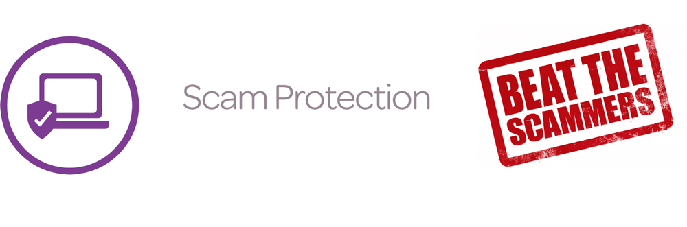 Scam  Protection logo