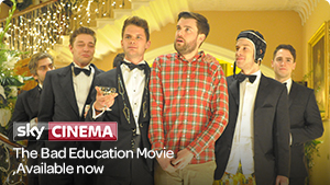 Sky Cinema - Bad Education